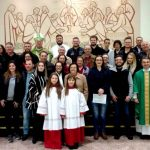 Diocese de Erexim: encontro dos seminaristas com seus familiares