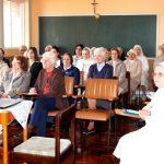 Assembleia Eletiva do Núcleo de Religiosas da Diocese de Erexim.