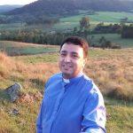 Padre Roni, da Arquidiocese de Santa Maria.