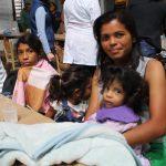 Comunidade São Roque dá boas-vindas aos venezuelanos
