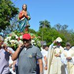 Romaria Diocesana foi realizada em São Borja, após mais de duas décadas