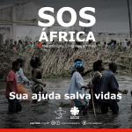 Paróquia do bairro Cruzeiro realiza coleta em favor dos atingidos pelo ciclone no sudeste da África
