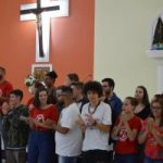 Encontro de jovens e celebração das mártires da caminhada em Erechim