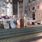 Padres e Diáconos celebram unidade com o Bispo na Diocese de Santa Cruz do Sul