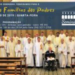 Seminário Aparecida promove 1º Encontro das Famílias dos Padres da diocese de Caxias