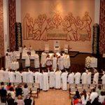 Na missa do Crisma da Diocese de Erexim, Bispo lembra os desafios dos padres em seu ministério