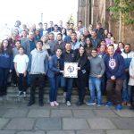 Juventude da Diocese de Vacaria realiza formação de assessores