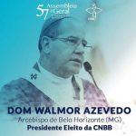 Mensagem do Presidente Eleito da CNBB