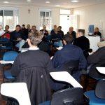 Padres da Diocese de Erexim avaliam aspectos da organização pastoral Diocesana