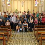 Encontro das Famílias dos Padres da diocese de Caxias movimenta Seminário Aparecida