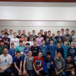kairós de padres e irmãos maristas reúne 43 jovens da Diocese de Montenegro