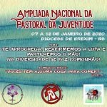 Equipe da Pastoral da Juventude de Erexim prepara ampliada nacional