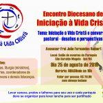 Diocese de Cruz Alta promove encontro sobre Iniciação à Vida Cristã