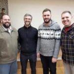 Padres da Diocese de Erexim em Encontro Nacional de Assessores/as da Pastoral da Juventude