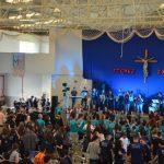 JTchêJ reúne mais de 750 jovens católicos em Caxias do Sul