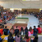 Mais de 700 jovens participaram da 14ª Jornada Diocesana da Juventude em Quaraí