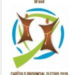 CAPÍTULO PROVINCIAL 2019