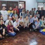 COMIRE SUL 3 envia Padre Luiz Weber para missão em Moçambique