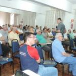 Palotinos realizam Assembleia Provincial em Vale Vêneto