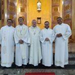 Igreja amazonense acolhe visita de dom Jaime Kohl