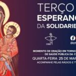 CNBB convida Igreja do Brasil para rezar contra o coronavírus hoje, às 15h30