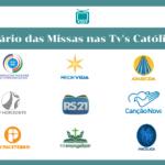 Confira dias e horários de missas transmitidas pelas TVs católicas