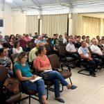 Diocese de Erexim promove curso de teologia para leigos