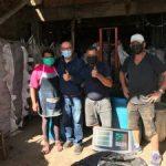 Paróquia do bairro Cruzeiro desenvolve ações de auxílio às famílias carentes