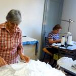 Irmãs do Imaculado Coração de Maria confeccionam máscaras para doação