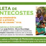 Coleta para Missão em Moçambique é adiada no Regional