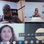 Reunião com secretários-executivos dos regionais acontece de forma on-line