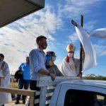 Uruguaiana é consagrada a Nossa Srª Conquistadora no Dia do Trabalhador