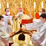 Dom Adimir Mazali, Bispo nomeado para Erexim, é ordenado em Cascavel