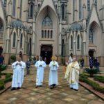 Santa Cruz do Sul celebra Corpus Christi apesar da pandemia