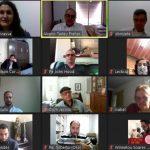 Coordenação da Catequese Regional participa de reunião online