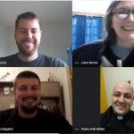 Coordenação do Serviço de Animação Vocacional realiza encontro online