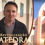 Cruz Alta: Live da Catedral terá show com Pe. Ezequiel e Délcio Tavares