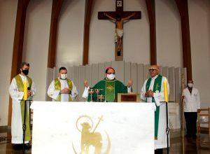 Dom Adimir abre ano jubilar de ouro da Diocese de Erexim