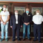 CNBB e Nunciatura recebem 24 respiradores enviados pelo Papa
