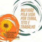 Coordenação Estadual lança folder sobre a 6ª Semana Social Brasileira
