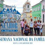 Igreja no Brasil celebra Semana da Família