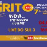 Regional Sul 3 promove live pelo Grito dos(as) Excluídos(as)