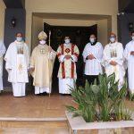 Marcelino Ramos celebra aparição de Nossa Senhora da Salette