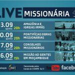 Comire Sul 3 promove série de lives sobre animação missionária no RS