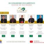 Diocese do Rio Grande iniciará seu Ano Jubilar com Congresso Eucarístico