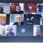 Diáconos do Regional se encontram em reuniões online