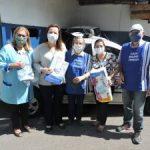 Hospitais recebem fraldas doadas na Festa de Santa Teresa D'Ávila