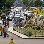 Romaria de Fátima é realizada com participação restrita de fieis