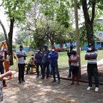 Pastoral do Migrante realiza visita na Diocese de Santo Ângelo