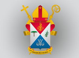 Em Assembleia Diocesana, Diocese de Vacaria lança seu novo brasão